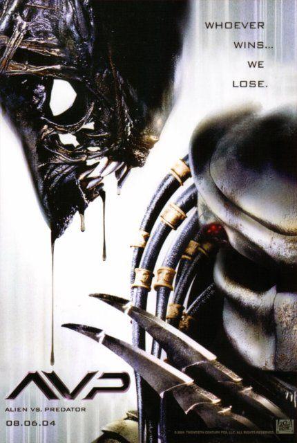 Чужой против Хищника / Alien vs. Predator (2004) BDRip 1080p | 3D-Video | Лицензия