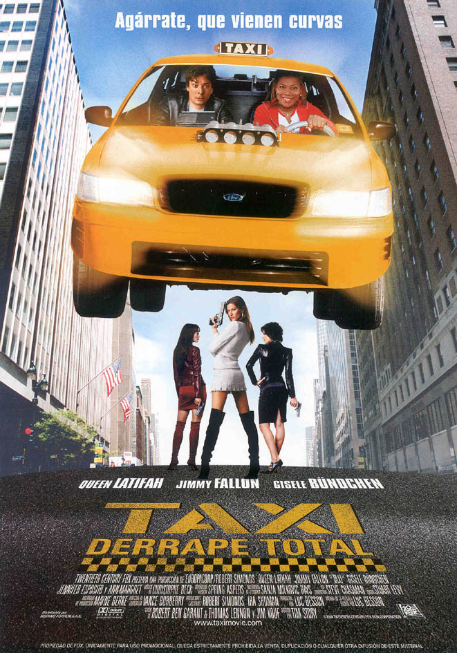 Taxi (2004) YIFY - Download Movie TORRENT - YTS