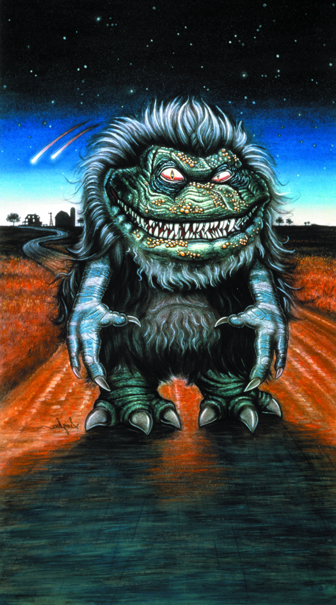 Amazoncom critters movie poster