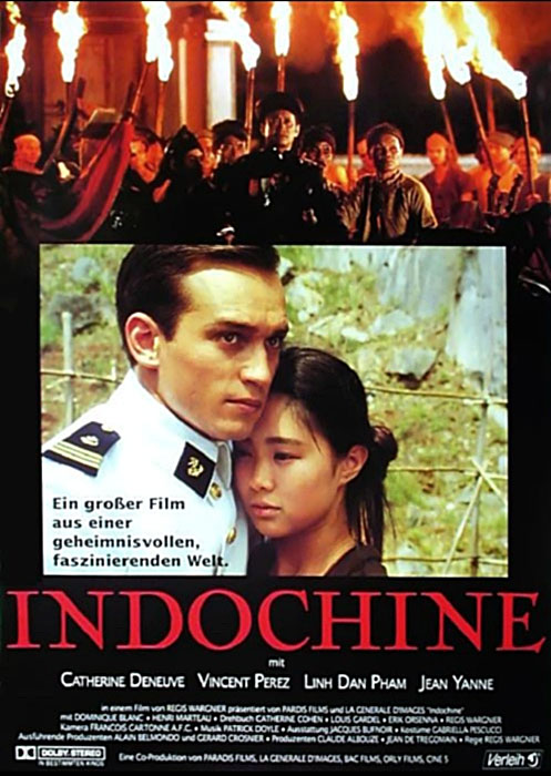 ������ � ������� ��������� / Indochine (1992)