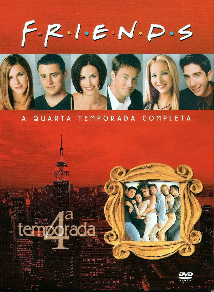 All 10 Seasons Of Friends For