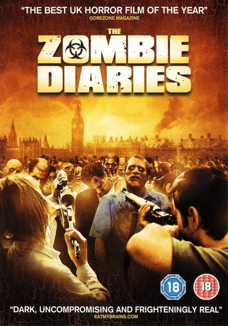 Zombie diaries 2 nude erotic image