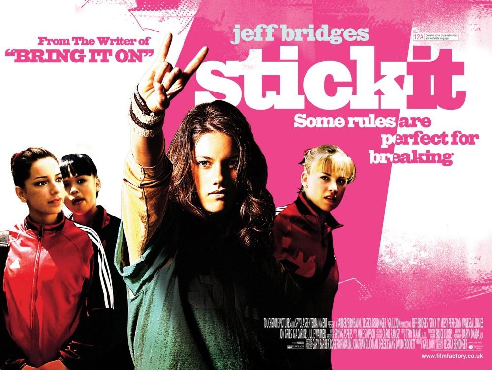 Stick It - Watch Full Movie Free - 123Movies