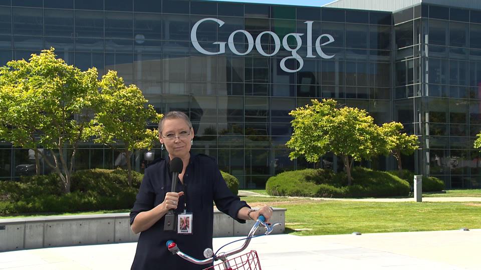 Где находиться гугл офис