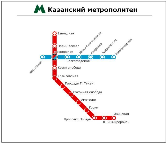 Где находится метро у казанского вокзала