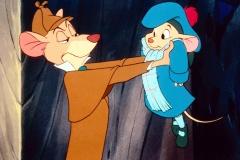 «Великий Мышиный Сыщик» — 1986