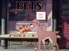 Lady and the tramp 2 scamp's adventure watch online