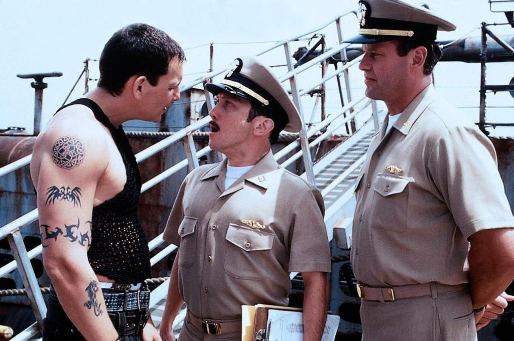 Комедия кино про подводную лодку