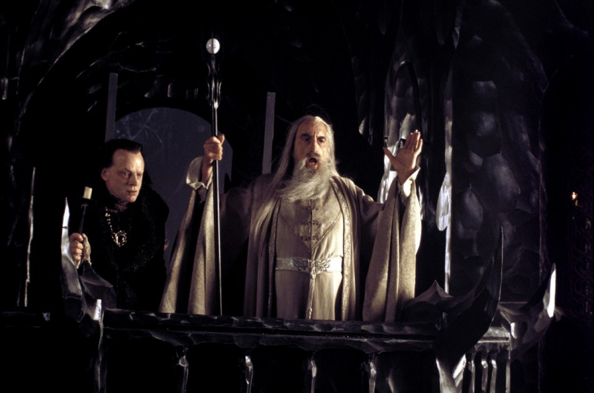 Кадр Властелин колец: Две крепости / The Lord of the Rings: The Two Towers