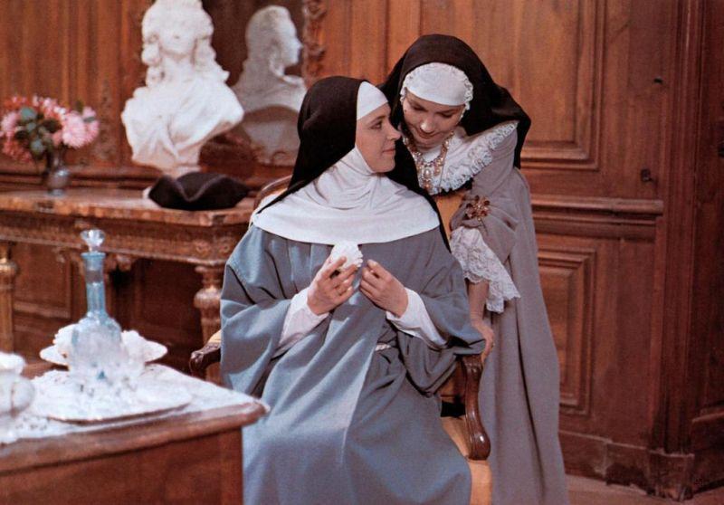Фильмы секс с монашками