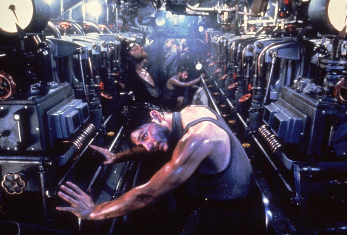 фильмы про подводные лодки 2015 торрент
