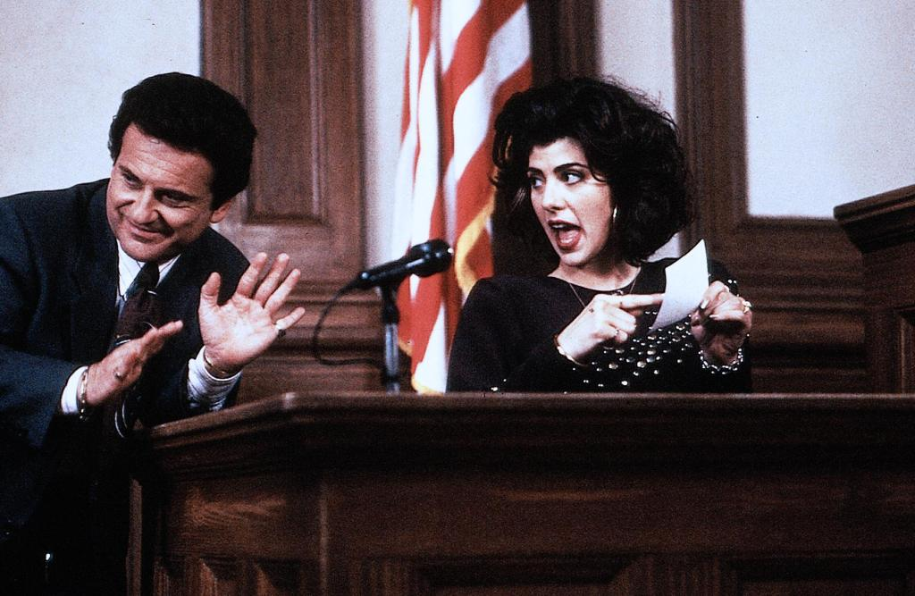 my cousin vinny Justwatch.