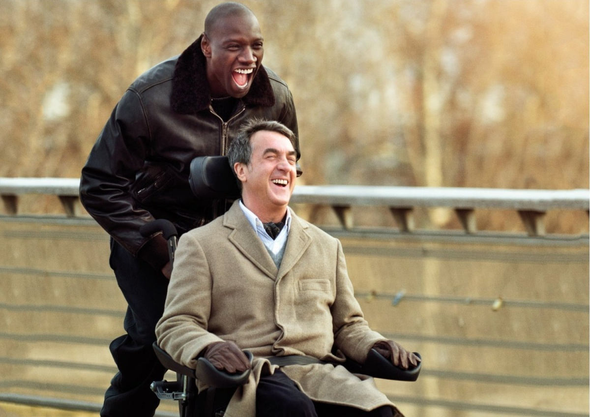 Кадр 1+1 / Intouchables