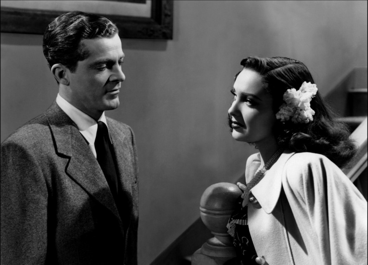 Падший ангел -  фильм 1945 года от отто преминджер
