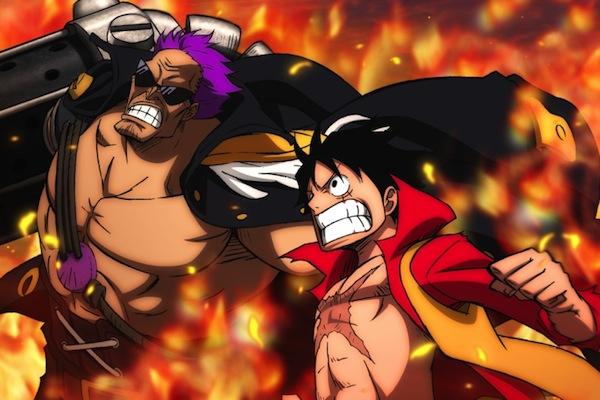 One Piece Film Z (2012) - IMDb