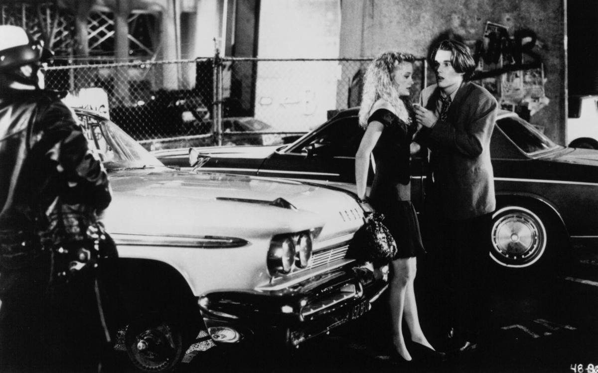 Таинственное свидание  1991