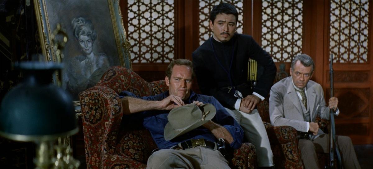 55 дней в пекине фильм 1963 - википедия переиздание  wiki