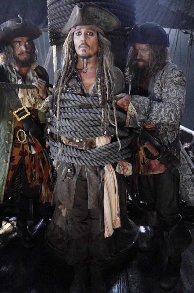 Кадр Пираты Карибского моря: Мертвецы не рассказывают сказки / Pirates of the Caribbean: Dead Men Tell No Tales