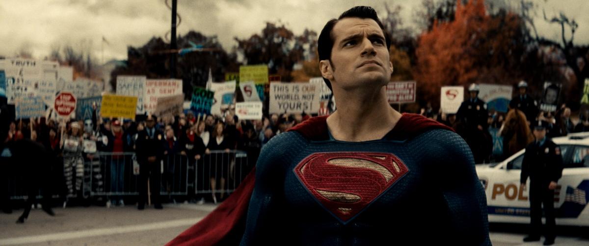 Кадр Бэтмен против Супермена: На заре справедливости / Batman v Superman: Dawn of Justice