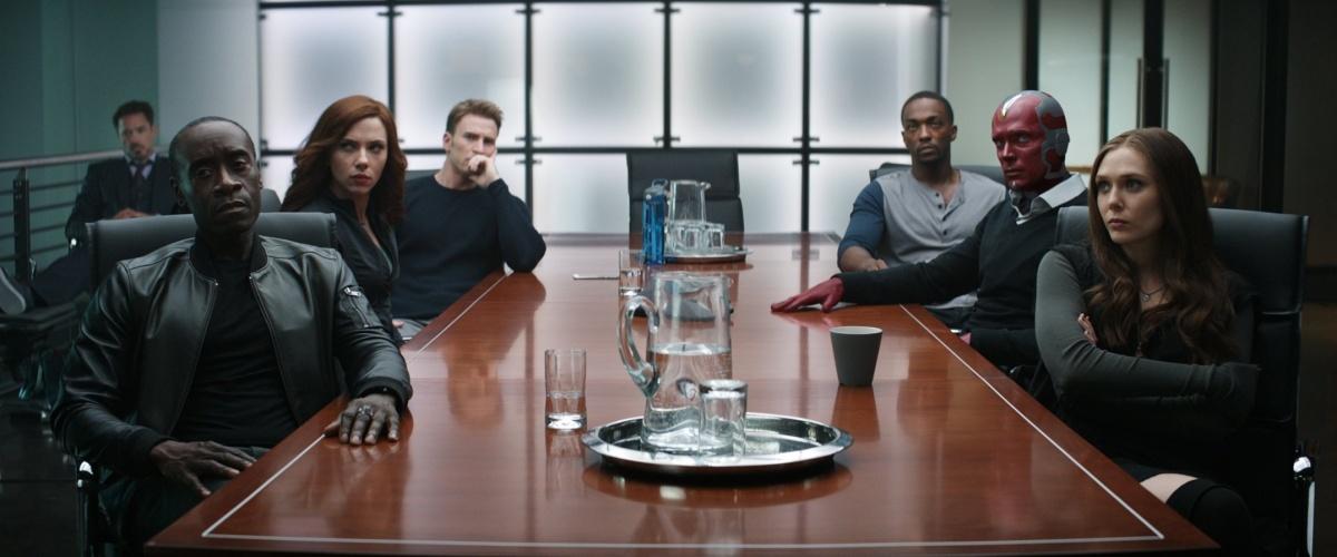 Кадр Первый мститель: Противостояние / Captain America: Civil War