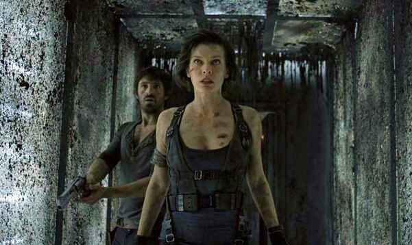 Кадр Обитель зла: Последняя глава / Resident Evil: The Final Chapter