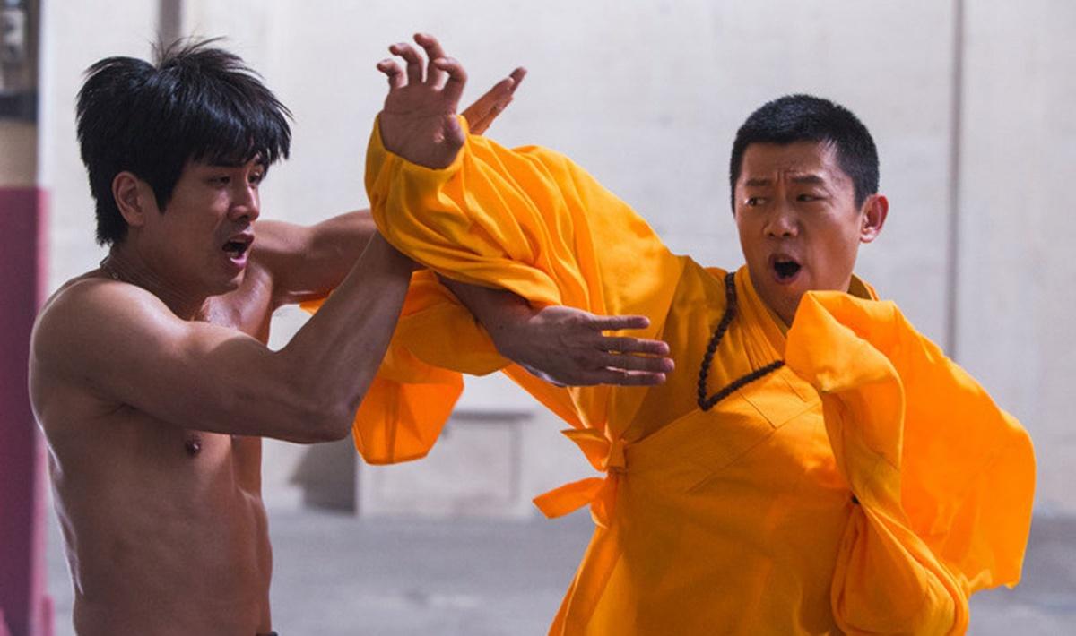 Фильмы китайские боевые искусства 2018