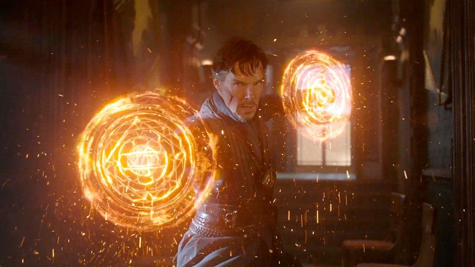 Кадр Магическое творение Марвел о докторе Стрэндже