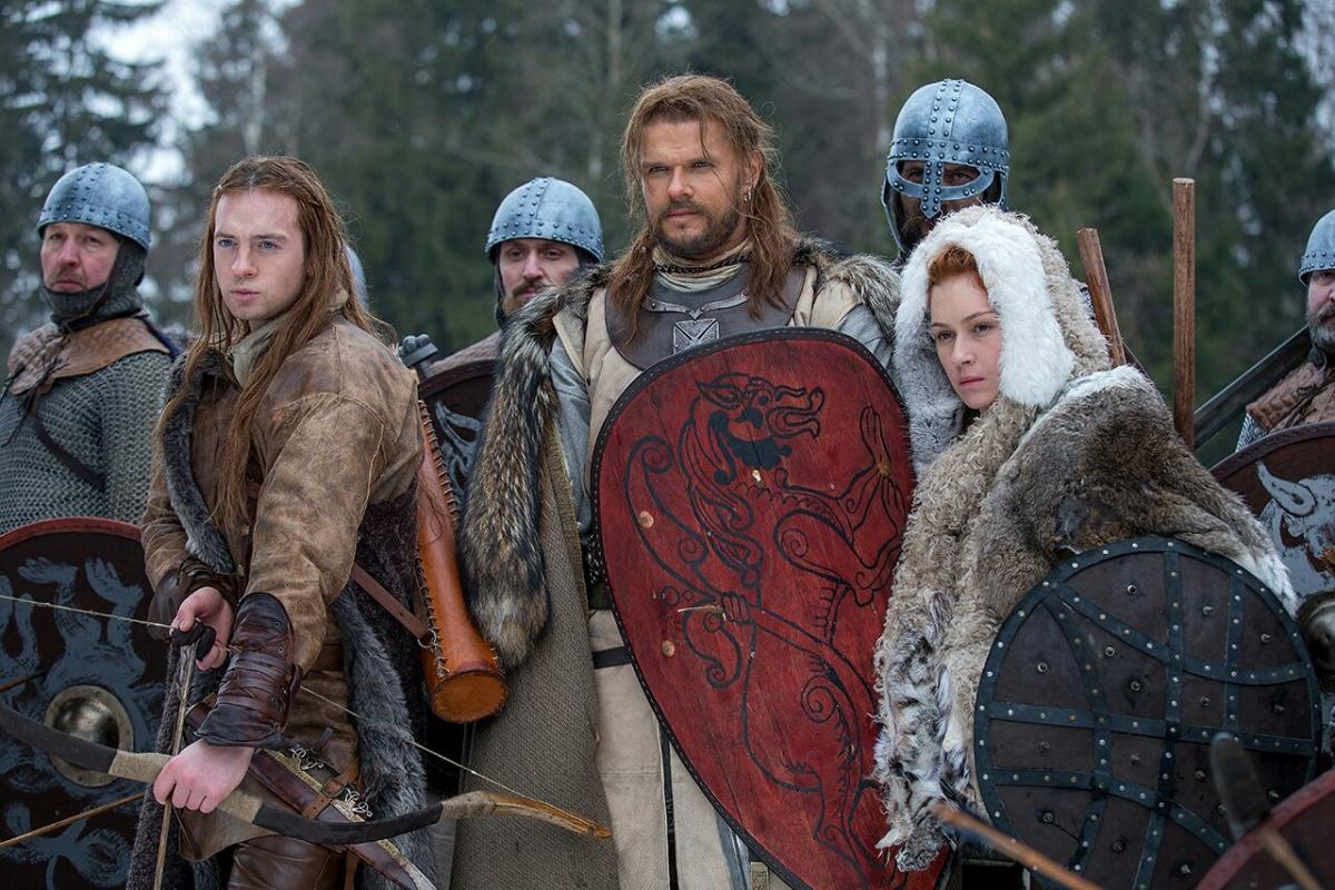 Новинки исторических фильмов 2018 викинги