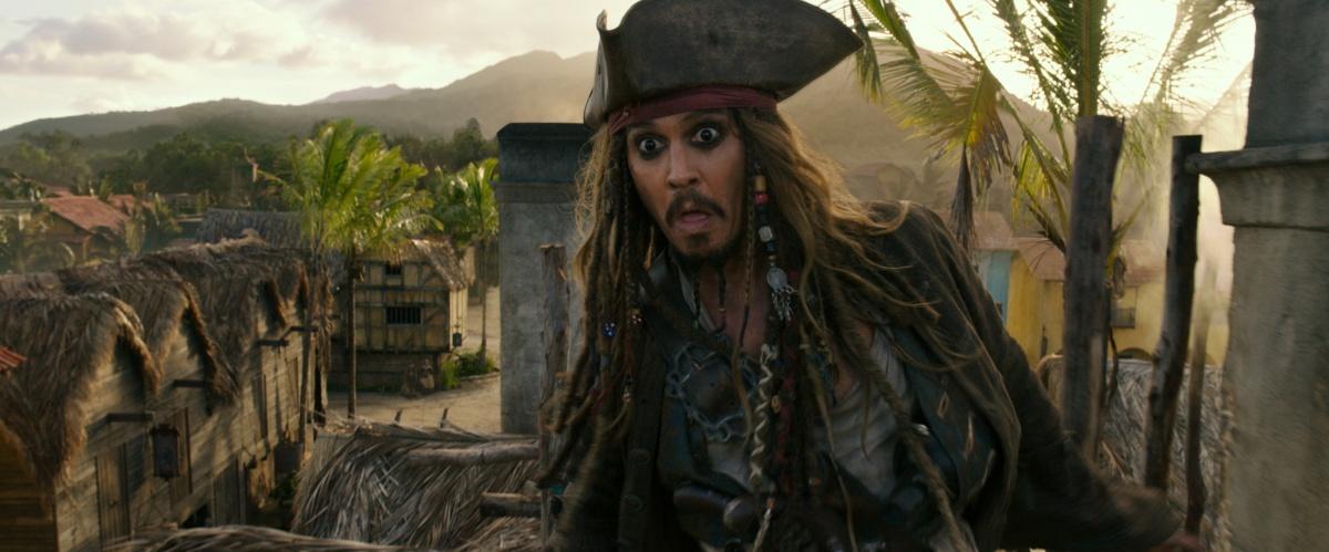 Кадр Пираты Карибского моря: Мертвецы не рассказывают сказки