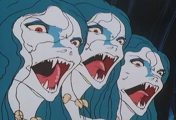 «D: Охотник На Вампиров» / 1985