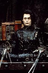 Эдвард руки-ножницы 1990 кадры