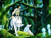 Принцесса Мононоке 1997 кадры