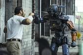 Робот по имени Чаппи смотреть онлайн в hd 720