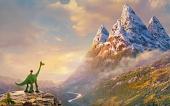 Хороший динозавр 2015 кадры