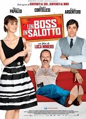 Босс в гостиной / Un boss in salotto (2014) BDRip 720p