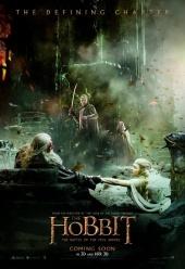 哈比人3: 五軍之戰(The Hobbit: The Battle of the Five Armies)poster