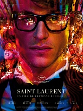 時裝巨人的狂情歲月/巴黎聖羅蘭(Saint Laurent)poster