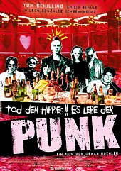 Смерть хиппи! Да здравствуют панки! / Tod den Hippies!! Es lebe der Punk! (2015)