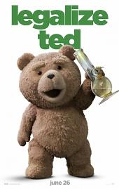 賤熊2/熊麻吉2(Ted 2)poster