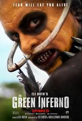 Зеленый ад / The Green Inferno (2013)