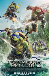 ���������-������2 (Teenage Mutant Ninja Turtles: Out of the Shadows)