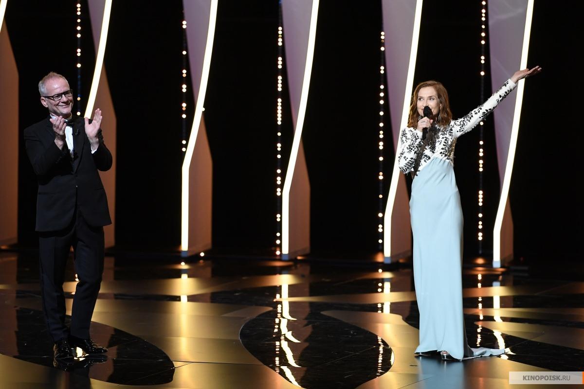 Звезды на вечере в честь 70-летия Каннского кинофестиваля