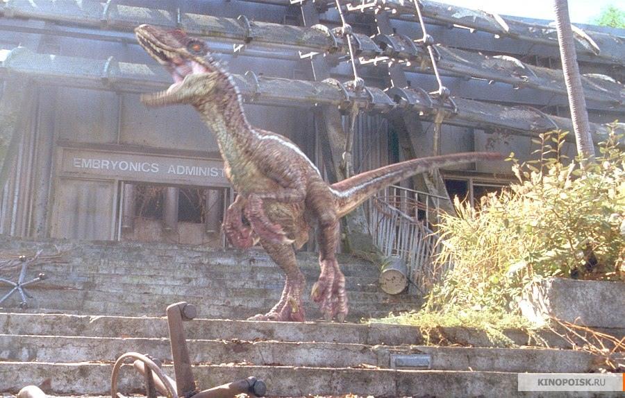 кадр №3 из фильма Парк Юрского периода 3