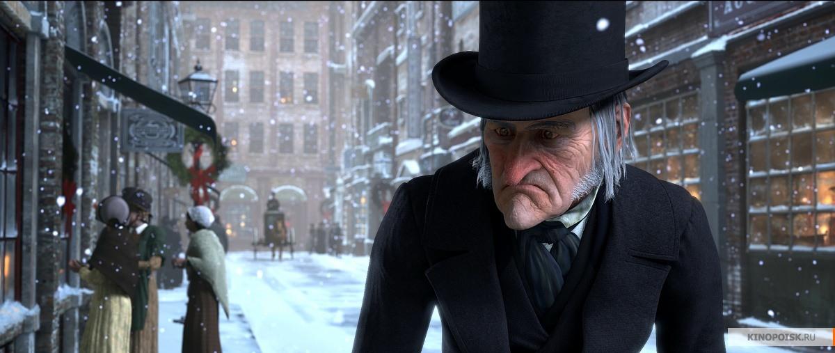 кадр №2 из фильма Рождественская история  (2009)