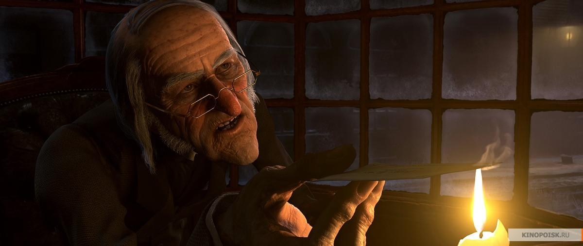 кадр №1 из фильма Рождественская история  (2009)