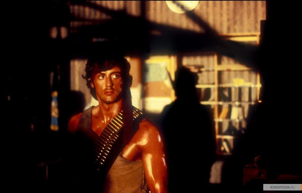 кадр №3 из фильма Рэмбо: Первая кровь (1982)