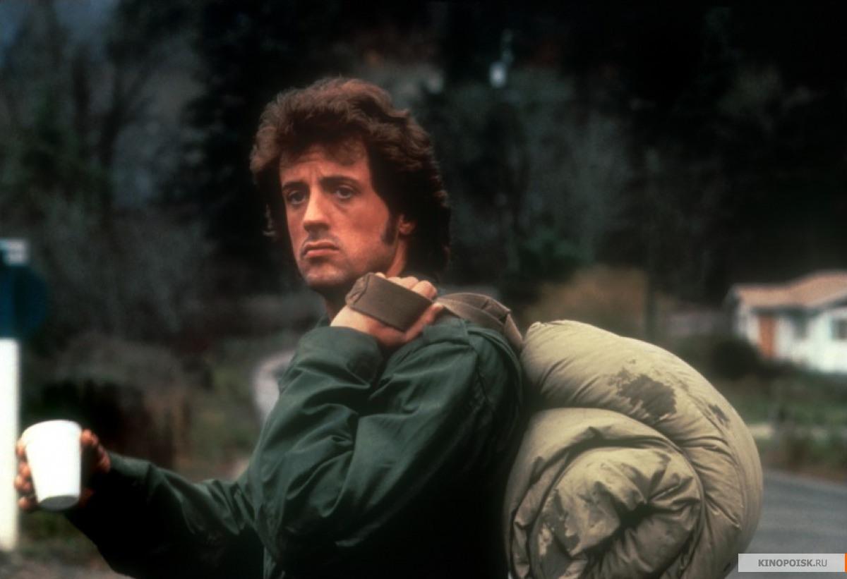 кадр №2 из фильма Рэмбо: Первая кровь (1982)