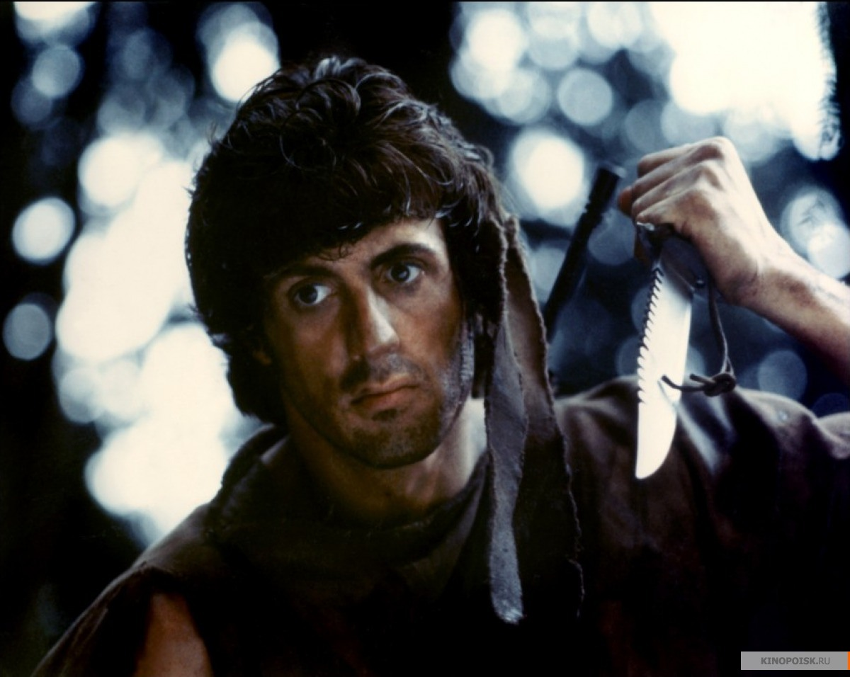 кадр №1 из фильма Рэмбо: Первая кровь (1982)