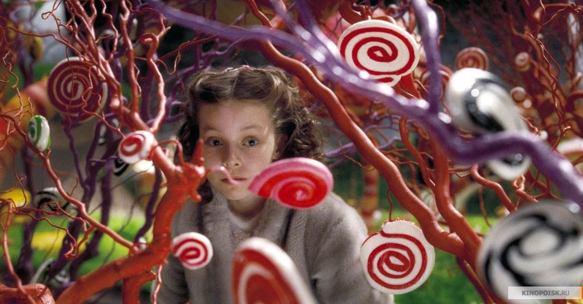 фильм чарли и шоколадная фабрика фото