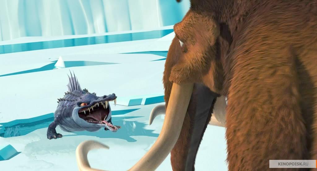 фото крокодил из ледникового периода родители ожидании